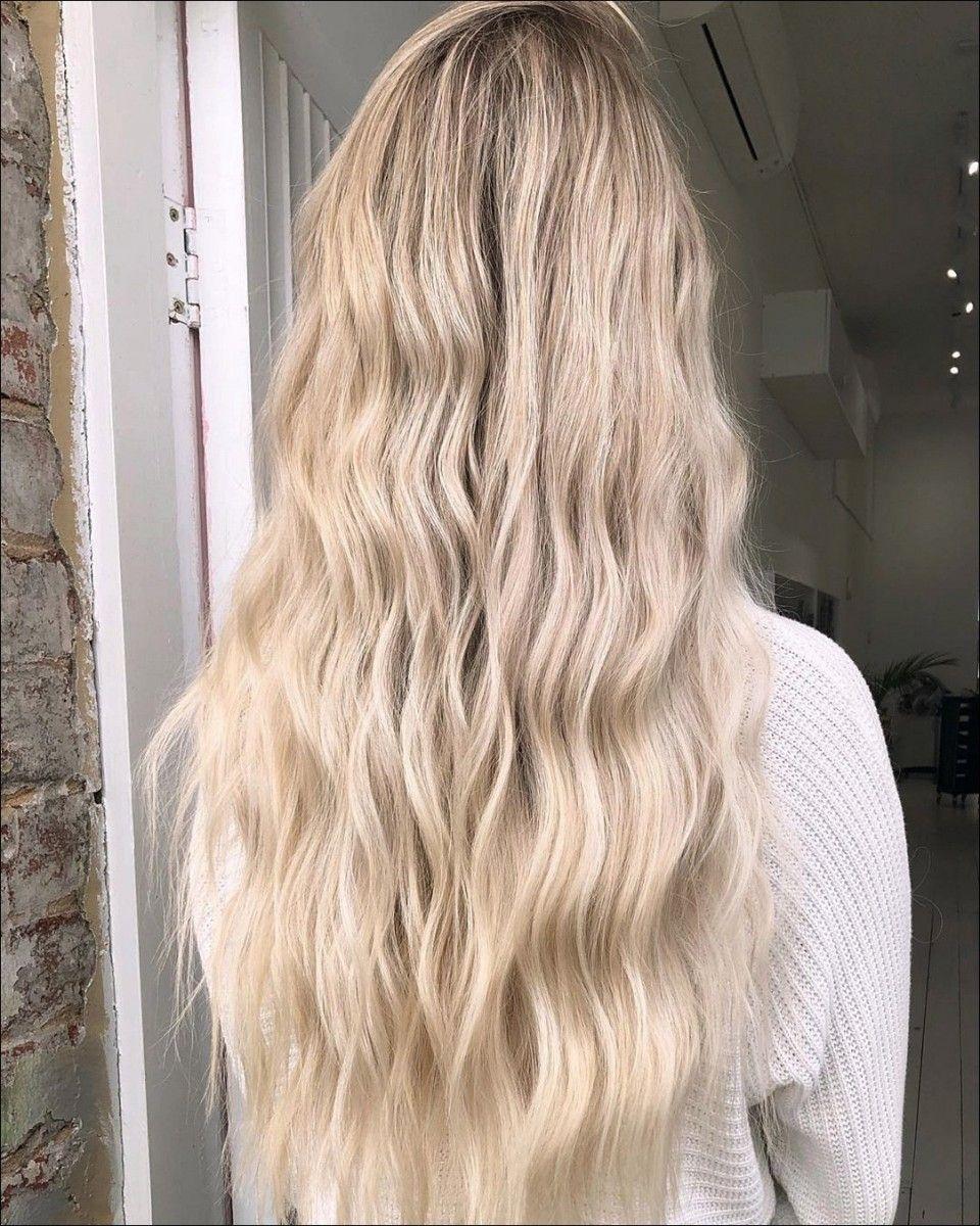 Frisuren blond trend 2020