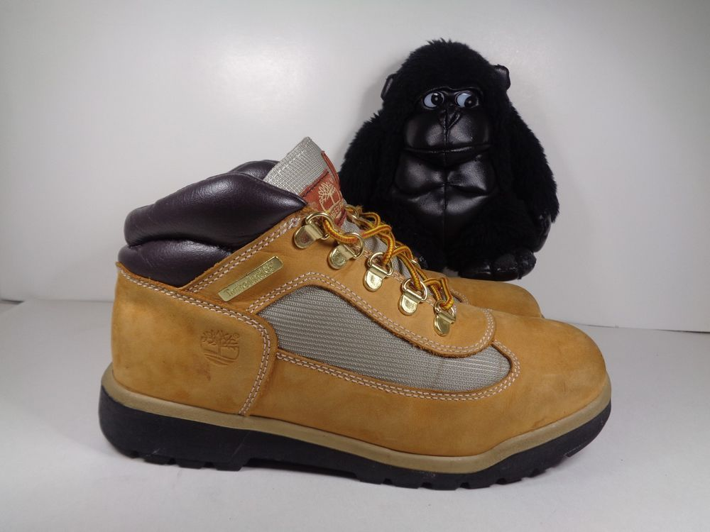 f7ee44b61121 Mens Timberland Field Boot Wheat Brown Nubuck 15945 size 7 US  Timberland   boots