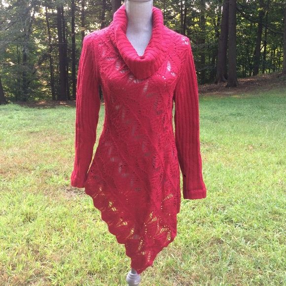 Red 'Cupio' Sweater Cupio Sweater in warm red cupio Sweaters | My ...