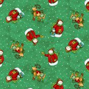 SPX Fabrics - Quilted Christmas