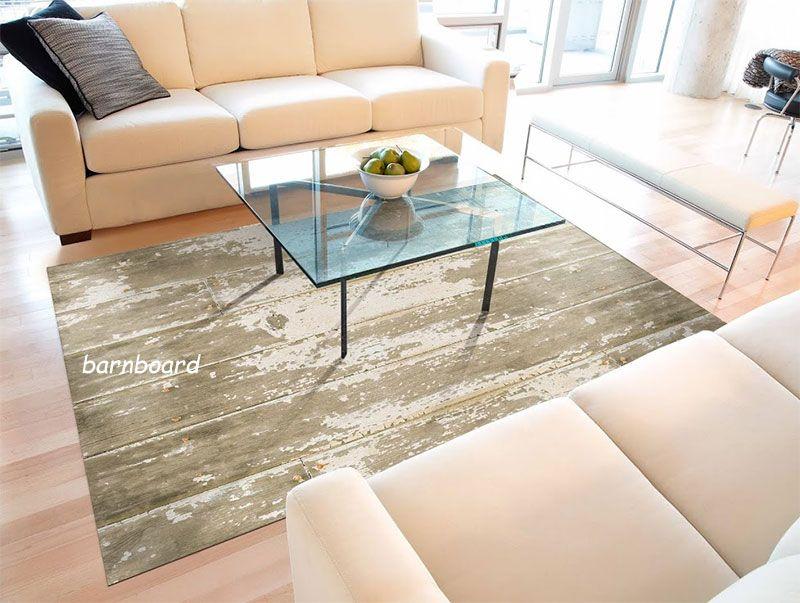 Faux Flooring Printed Wood Floor Mat Rugs In Living Room Faux Wood Flooring Flooring #rugs #for #hardwood #floors #in #living #room