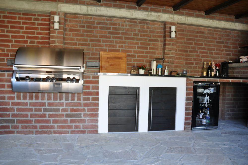 memyself's aussenküche | aussenküche | pinterest - Aussen Küche