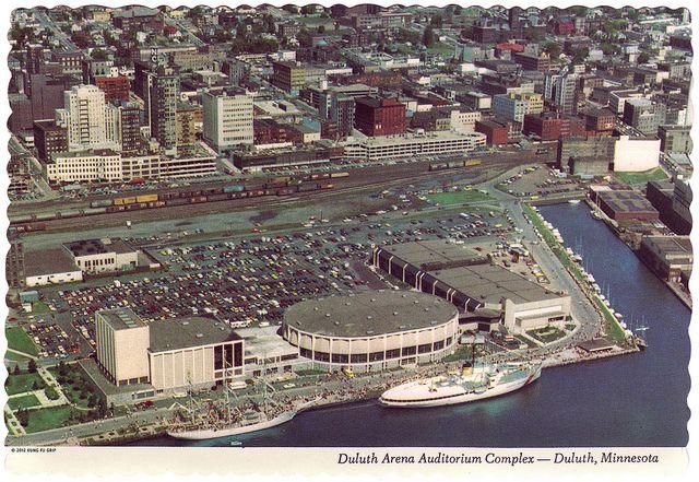 Duluth Arena Auditorium Complex In 2020 City Auditorium Miss