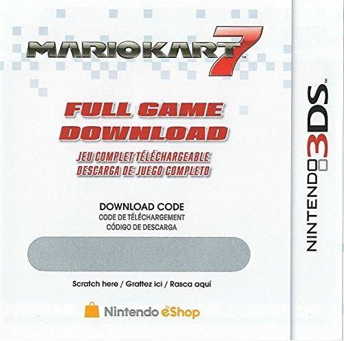 Mario kart 7 full game download code nintendo 3ds eshop mario mario kart 7 full game download code nintendo 3ds eshop fandeluxe Gallery