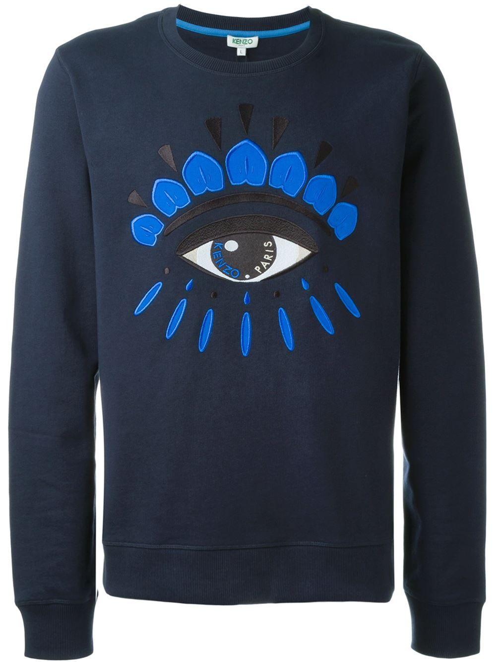"""Sweatshirt """"Eye"""""""