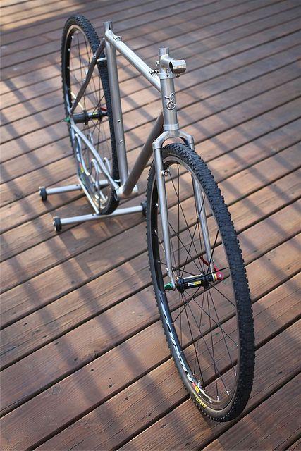 K.O. 0252 Cross by Tomii Cycles, via Flickr