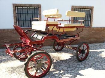 Jardineras jardinera buggy de 6 9 plazas fabricado en - Jardineras de madera ...
