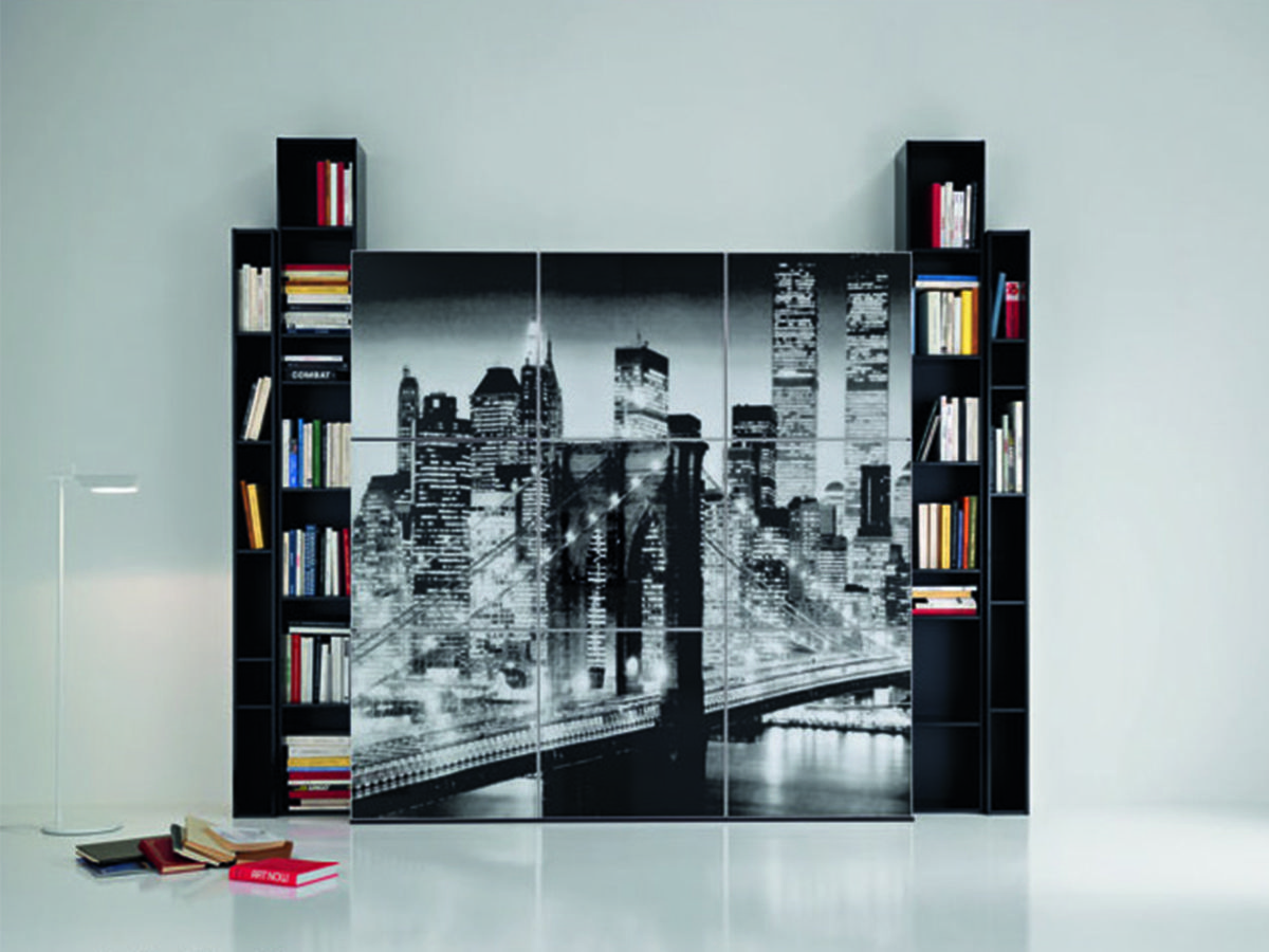 #Soggiorno arte moderno | Arredamento Mobili