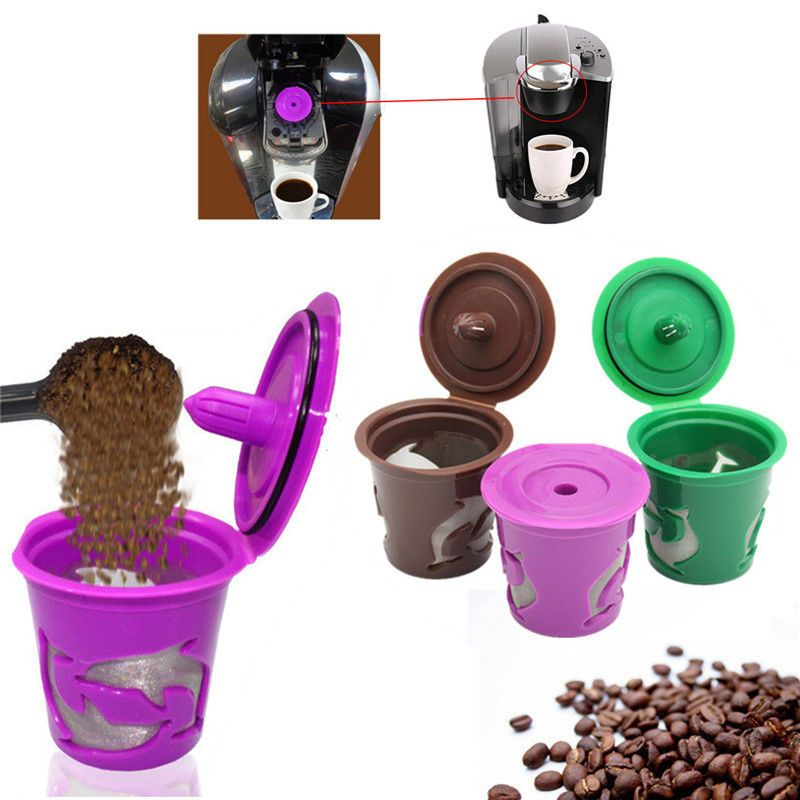 Morden Reusable Refillable KCup Filter for 2.0 and 1.0