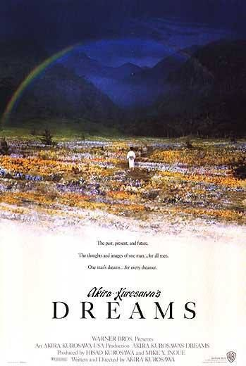 This Film Is By The Great Akira Kurosawa A Master Of The Medium He Captured The Imagery Of His Actual Dreams Dreams That Often S Movie Posters Akira Poster