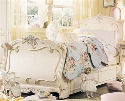 Jessica Mcclintock Furniture And Beds For Girls Romantic