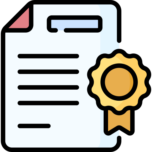Certificate Free Vector Icons Designed By Freepik In 2021 Free Icons Icon Vector Free