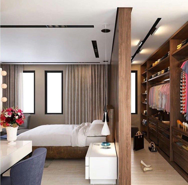 Man Closet, Dressing Rooms, Closets, Ideas Para, Decorating Ideas, Interior  Design, House, Master Bedroom, Bedroom Ideas