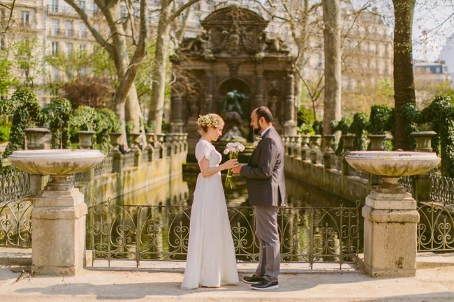 Luxembourg gardens wedding venues