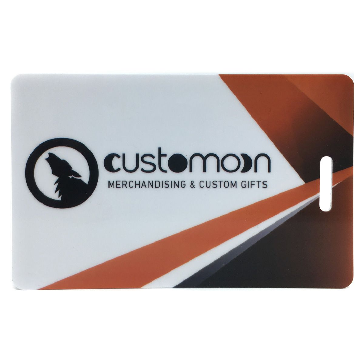 Opción de tarjeta personalizada