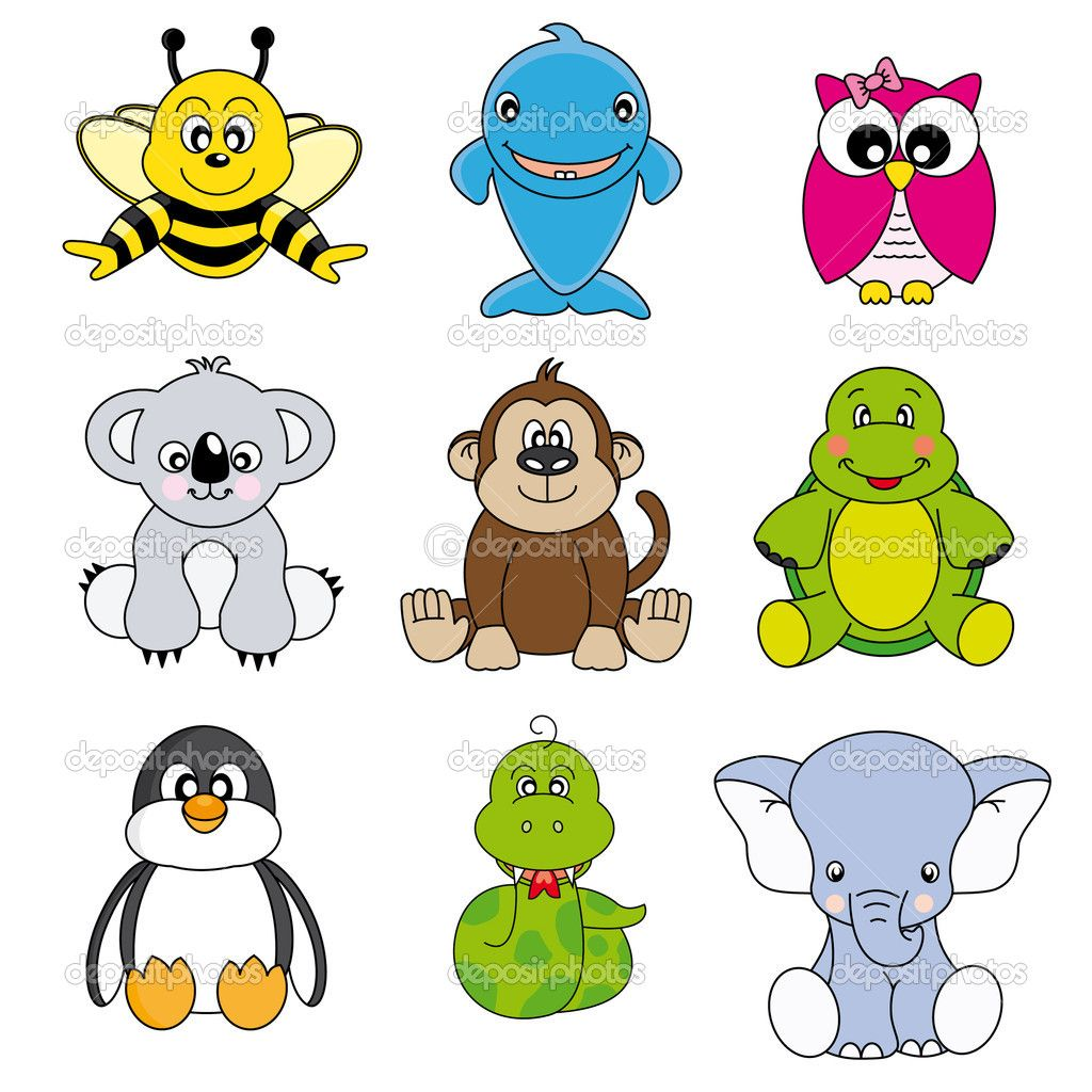 cartoon animals Google Search ideas Cartoon