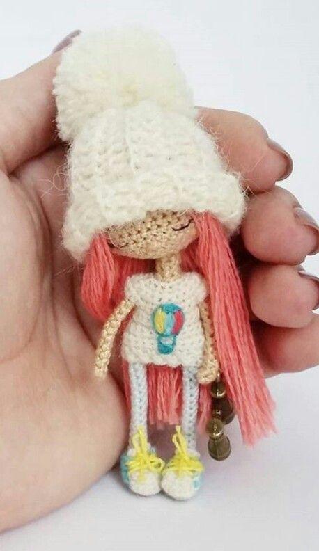 Pin de Mar Go en Crochet   Pinterest   Muñecas, Patrones amigurumi y ...