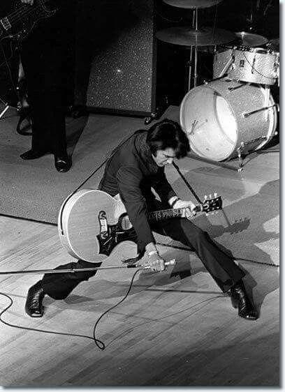 Elvis Presley: Znaliście te zdjęcia?