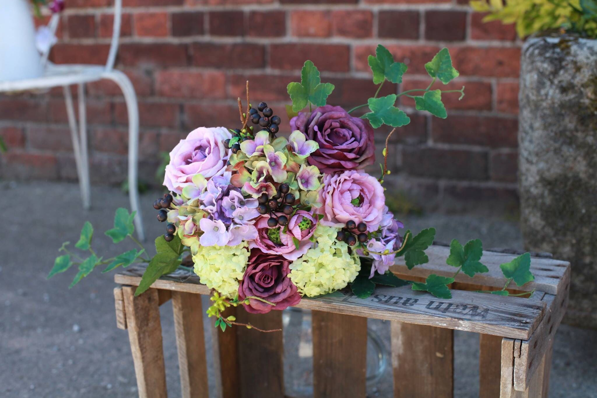 New In Store Beautiful Artificial Flower Bouquets Buy At Www