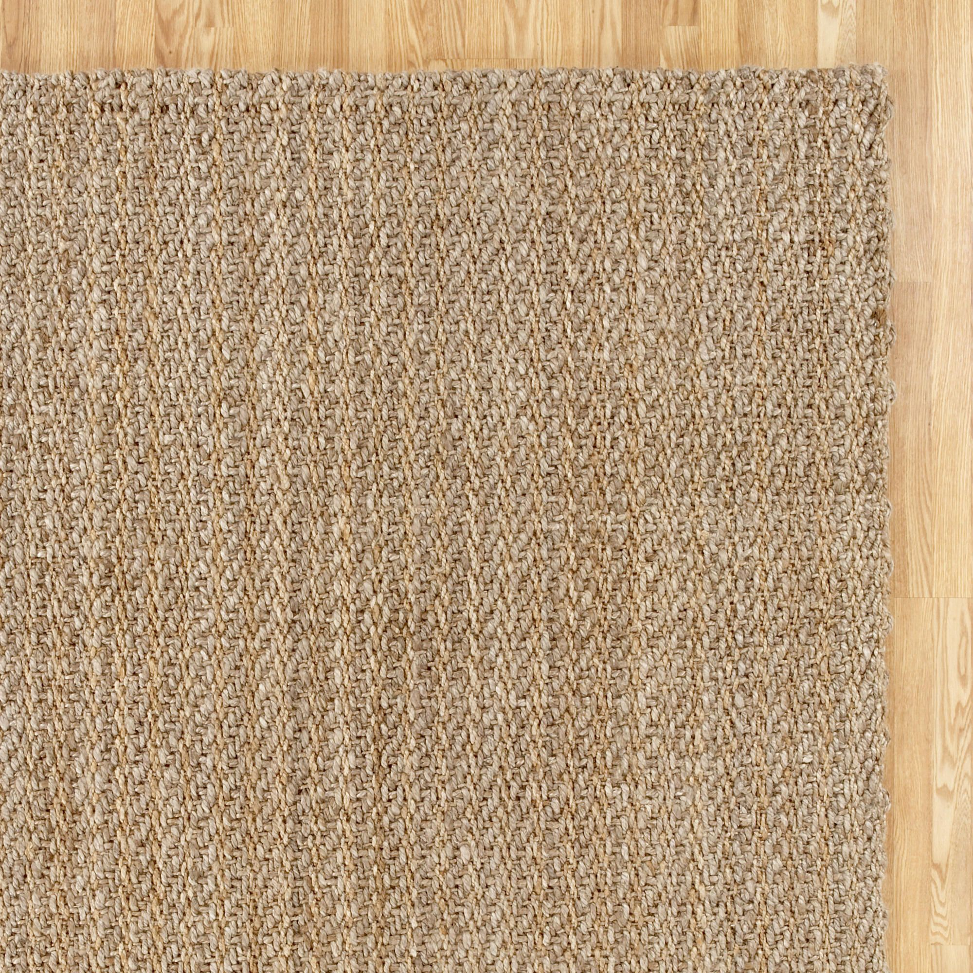 x chunky home shipping product hand jute woven natural fiber overstock safavieh runner free today garden rug