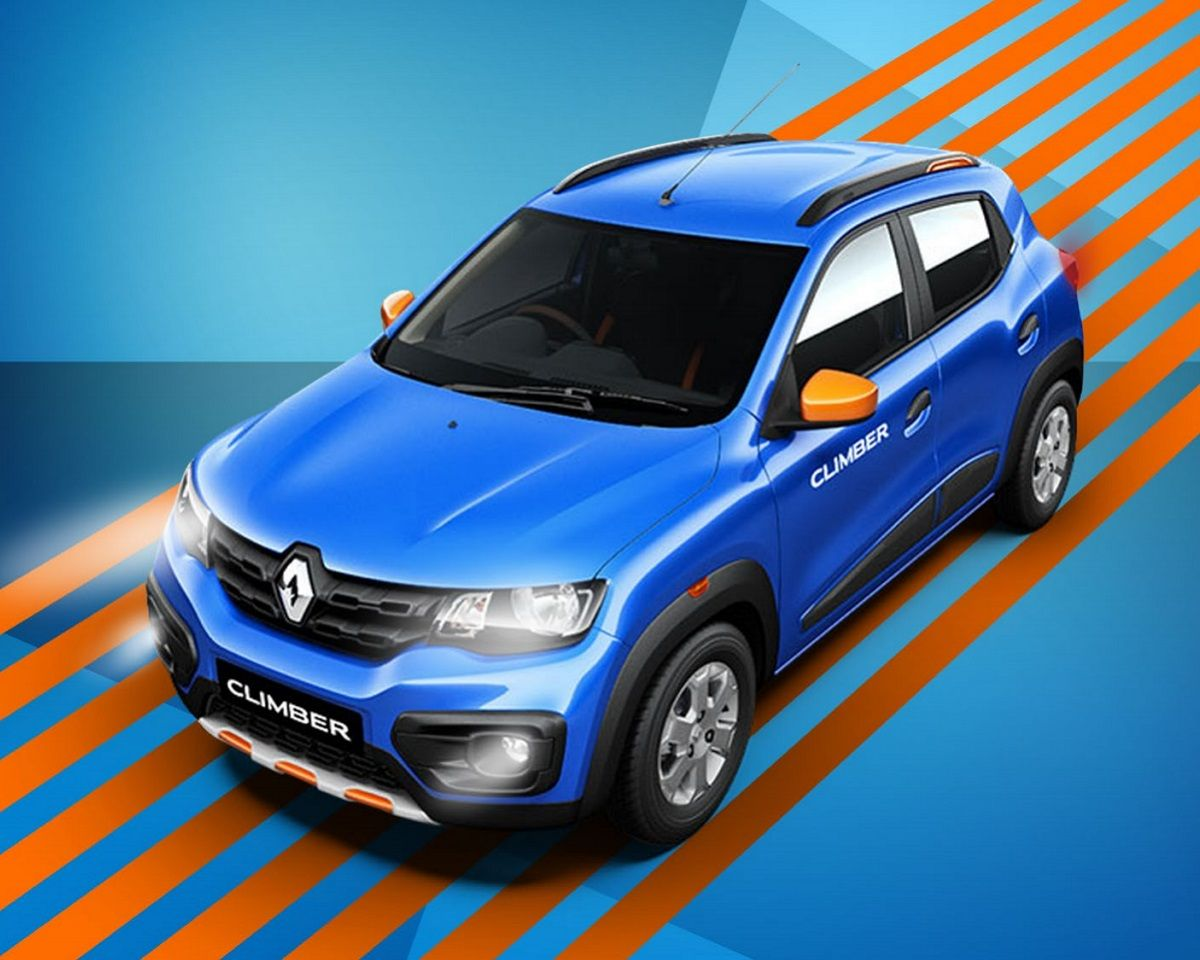 Renault Kwid Racer And Climber Concepts Revealed Autos