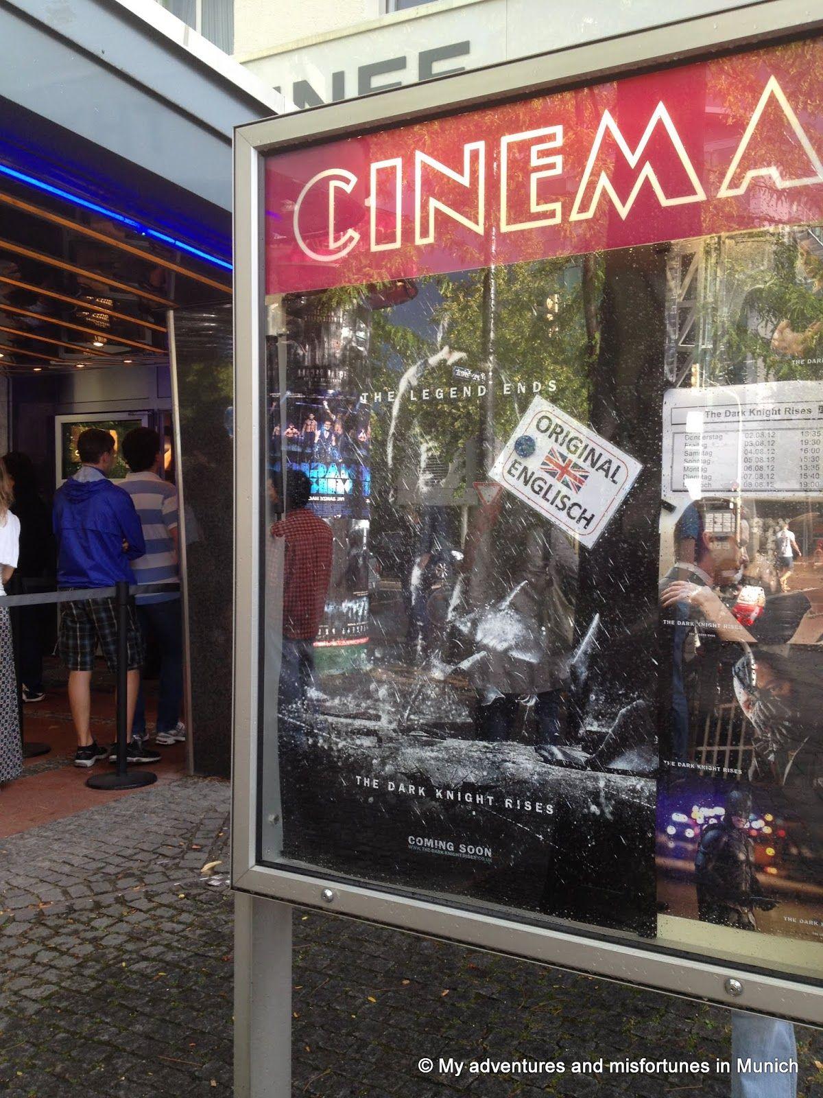 English Cinema Munich