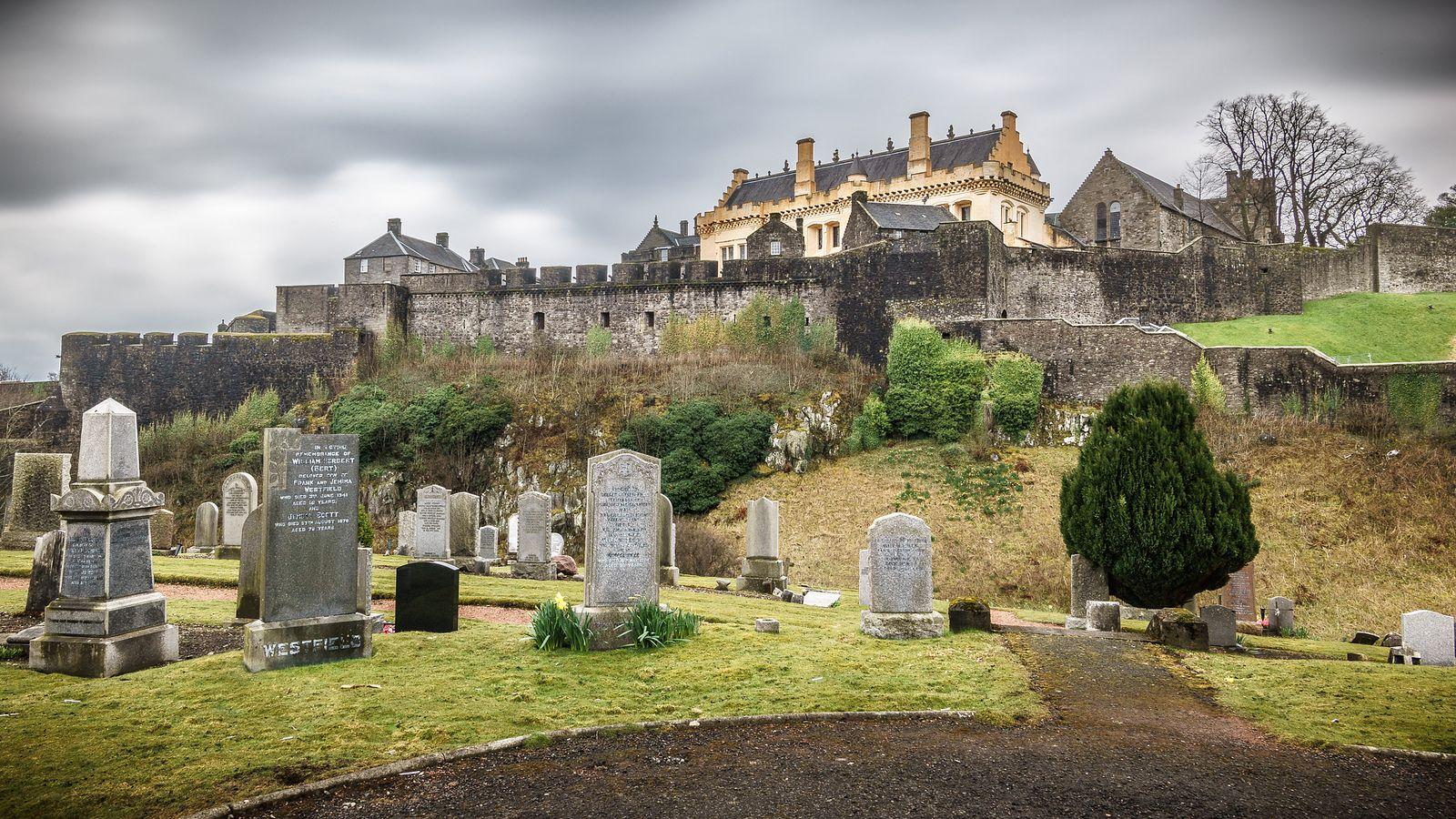 https://flic.kr/p/snb8rf | Stirling castle, Scotland, United Kingdom - Travel photography |