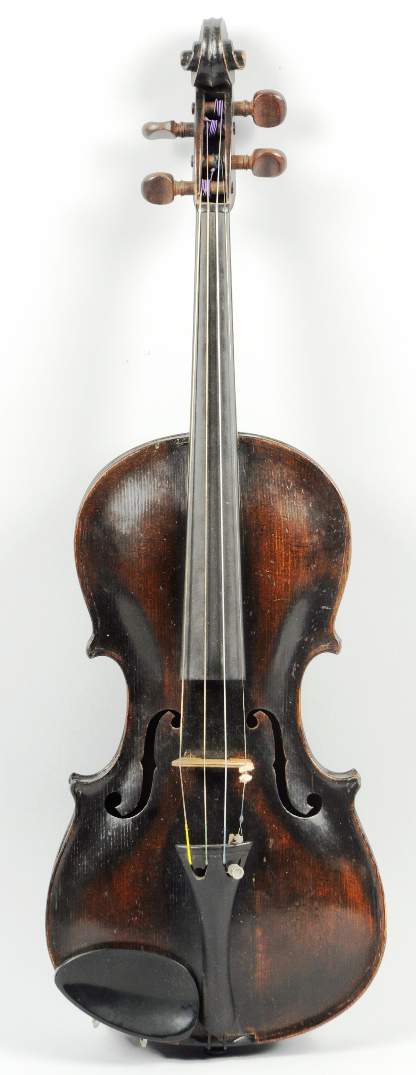 Jacobus Steiner Model Violin Full Size And In Playing Condition Steiner Violin Morphyauctions Violin Violin Music Musical Instruments
