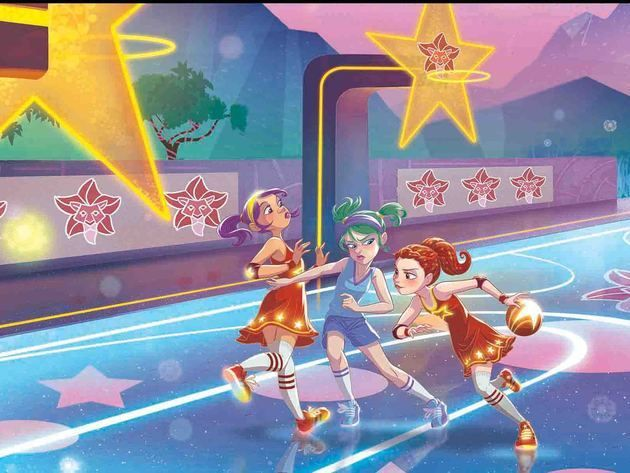 Meet the Star Darlings | Disney Characters