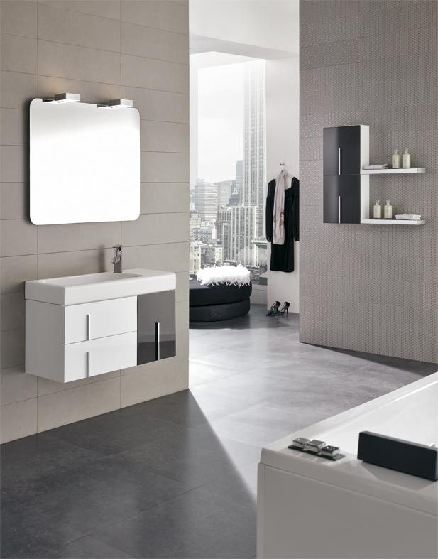 Collection Duo bathroom by Royo Group