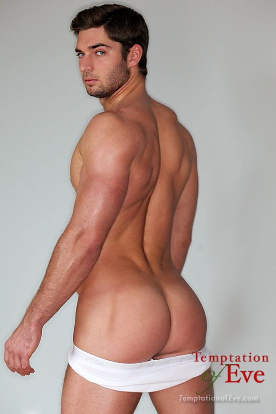 Jay Parks Male Models American Guy Mens Butts
