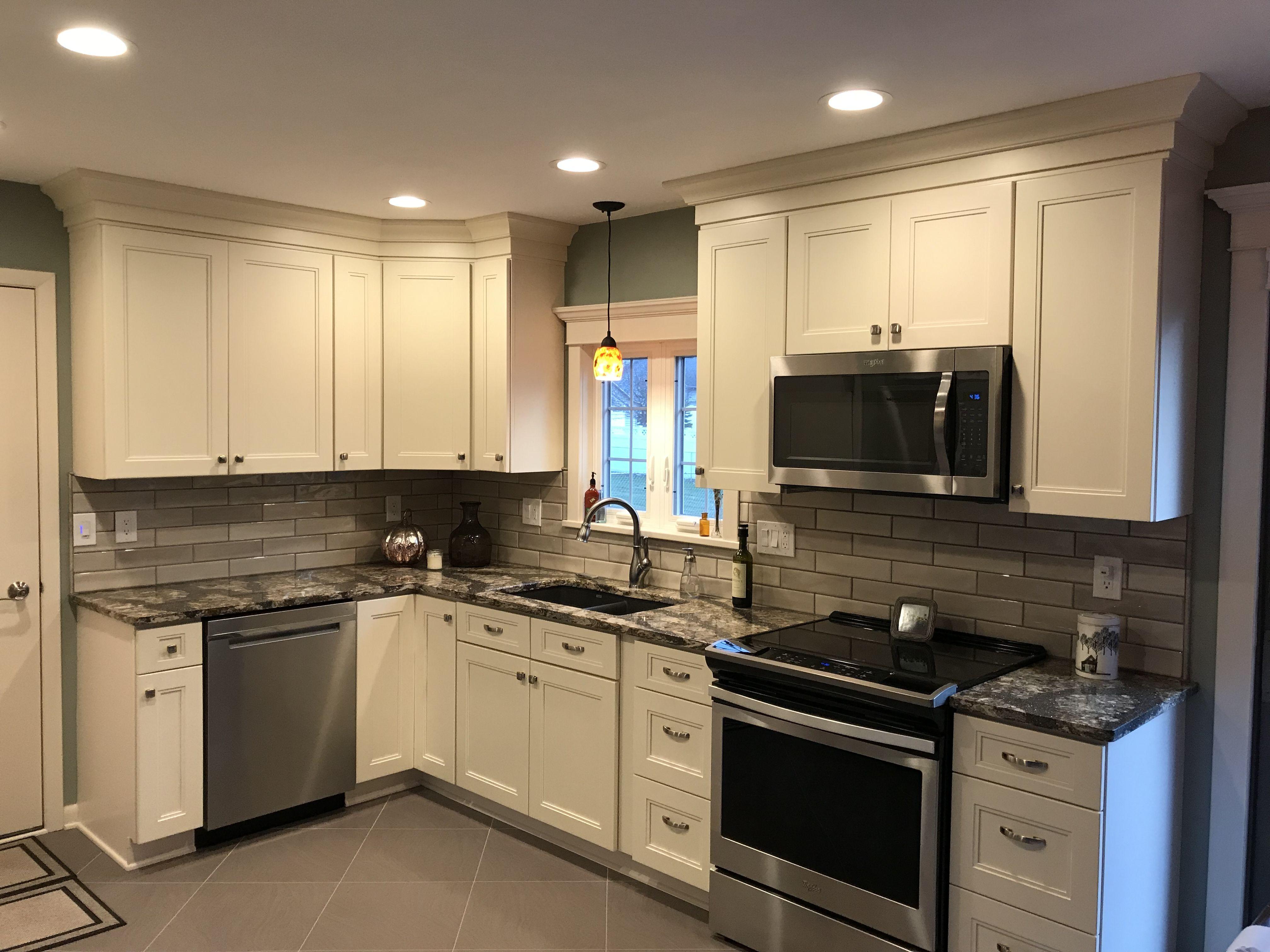 Elegant Pearl Cabinets From Cnc Kitchen Interior Kitchen Cabinet