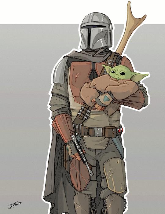 Dyn Child Star Wars Art Star Wars Fan Art Star Wars Fandom