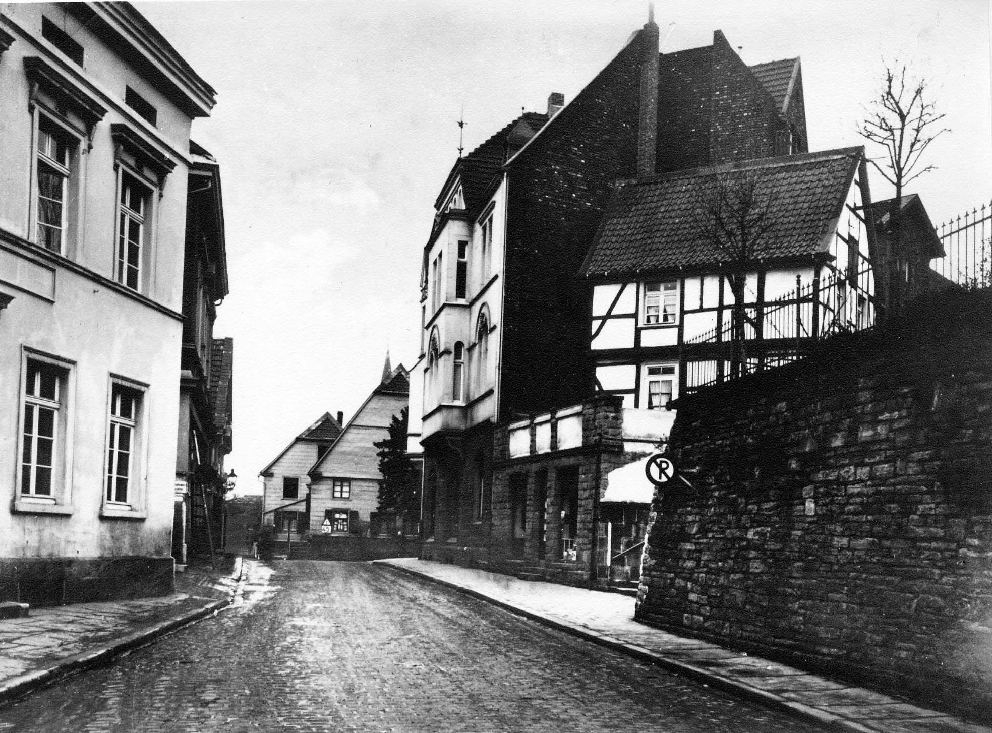 Hauptstraße, 30er Jahre, Herdecke, Westfalen Westfalen
