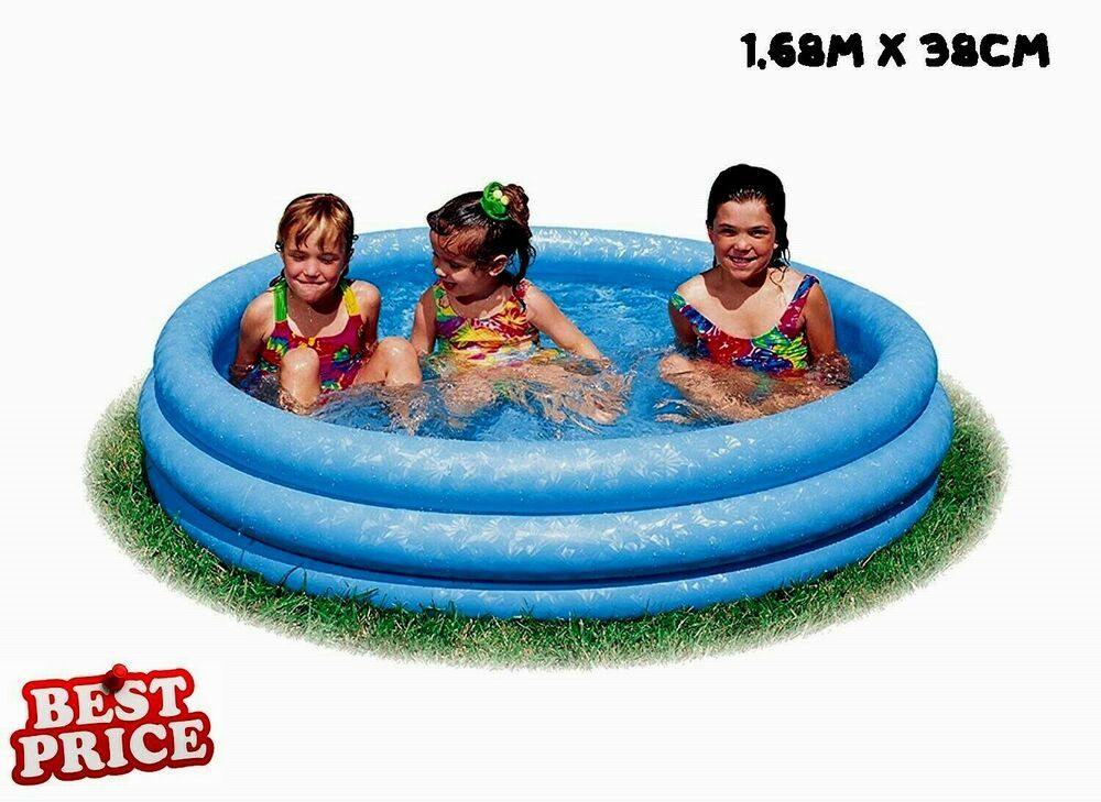 Kids Small Pool Paddling Outdoor Garden Inflatable Swim Centre Summer Piscine Hq In 2020 Inflatable Pool Pool Baby Pool