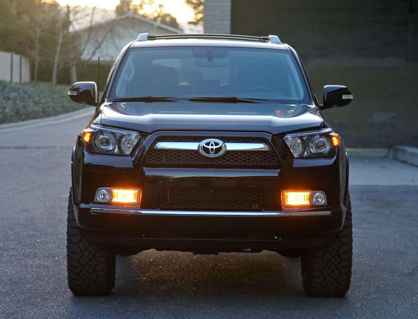 **RiDE T4R Build** 5th gen Toyota 4Runner Forum