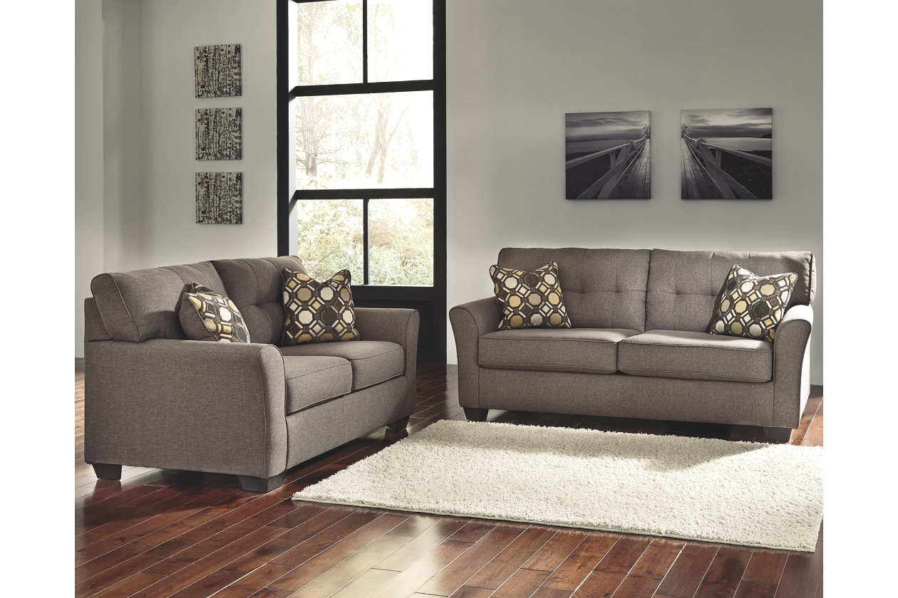 Marvelous Tibbee Sofa And Loveseat Ashley Furniture Homestore Home Bralicious Painted Fabric Chair Ideas Braliciousco