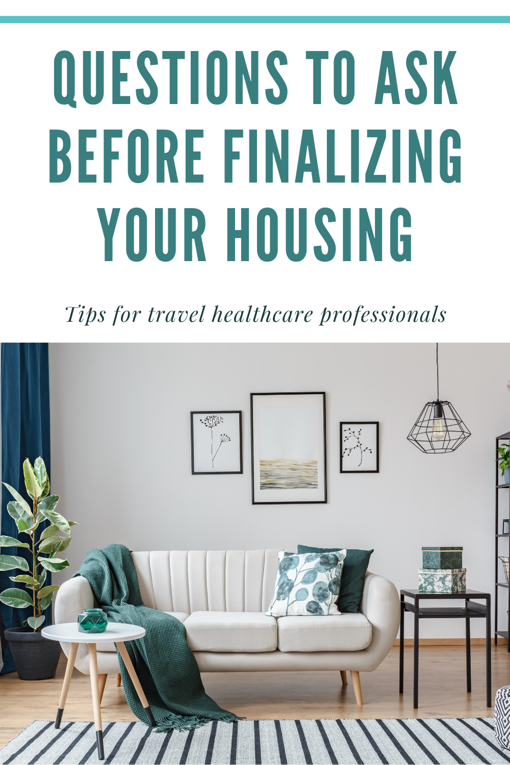 Ask These Questions Before Finalizing Your Housing Cariant Health Partners In 2020 Rental Apartments Apartment Decor Apartment