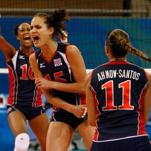 Women Volleyball Female Volleyball Players Olympic Volleyball