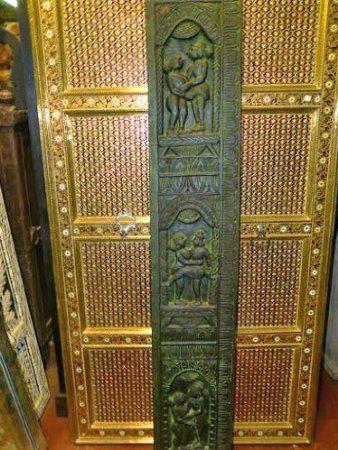 "Kamasutra Carved Panel Antique Exotic Carving Wall Panel India Art 72""x15"" by Mogul Interior, http://www.amazon.com/dp/B00D69MYSS/ref=cm_sw_r_pi_dp_EqhVrb0B7TKFV"