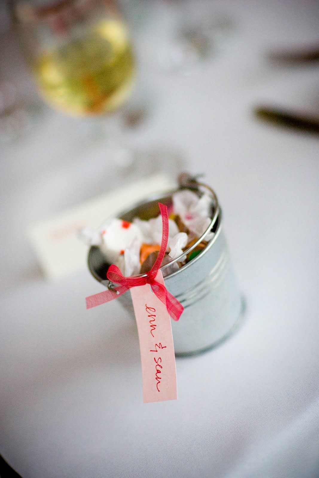 SALT WATER TAFFY FAVORS | Wedding Favor Ideas | Pinterest | Salt ...