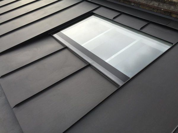 Tim Boyle Topdrawer1 Zinc Roof Standing Seam Roof Roof Light