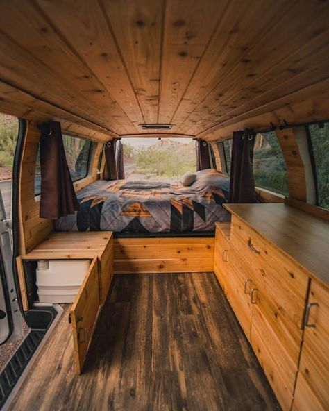 Photo of $35,000 Boho woody camper vans get you on the road for less coin and hassle #Boh…