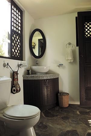 A Rustic Weekend Home In Lipa City With Images Filipino Interior Design Filipino House Rustic House
