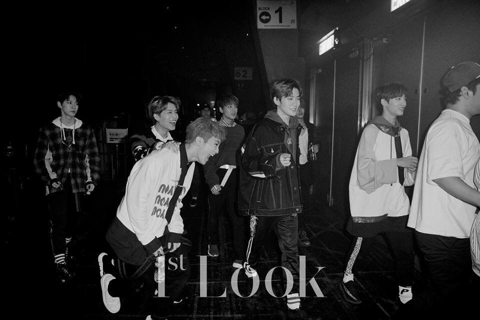 NCT Winwin Jaehyun Haechan Donghyuck Mark Taeil Doyoung