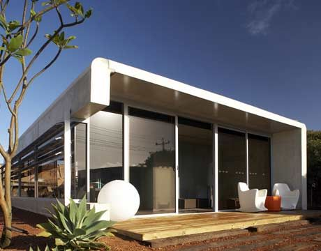 Modern Portable Homes cool modular & prefab homes | prefab