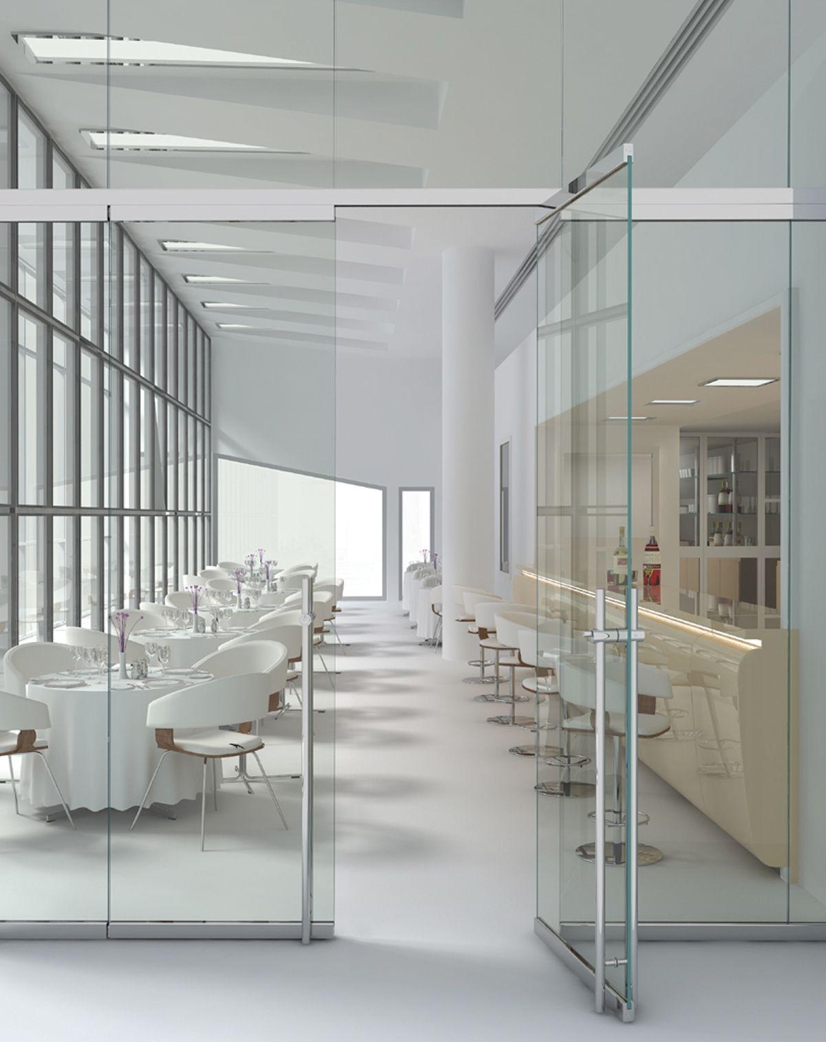 Frameless glass door details google search bars restaurants frameless glass door details google search eventelaan Gallery