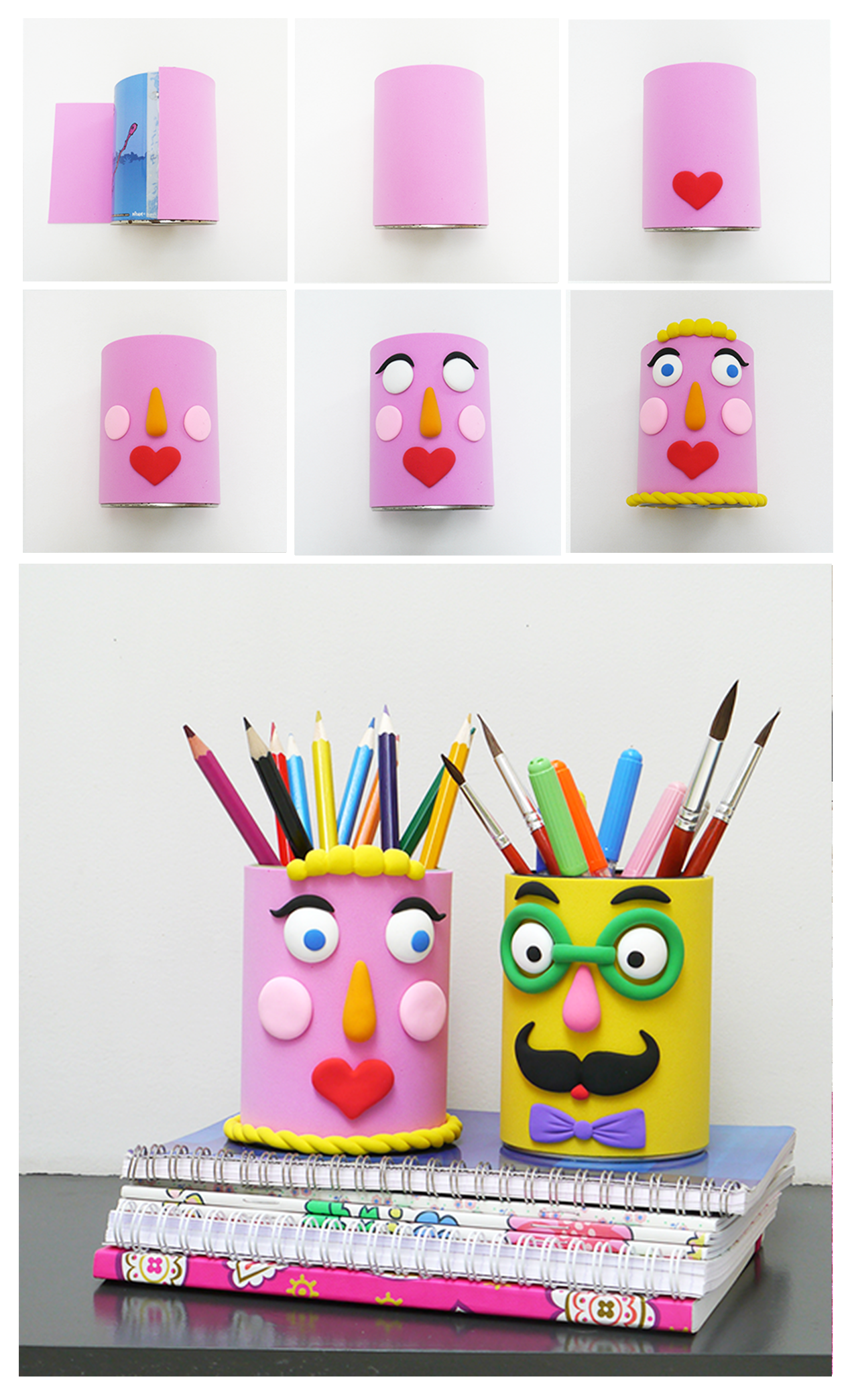 create your own pencil holder school pencils pencil crayons pen