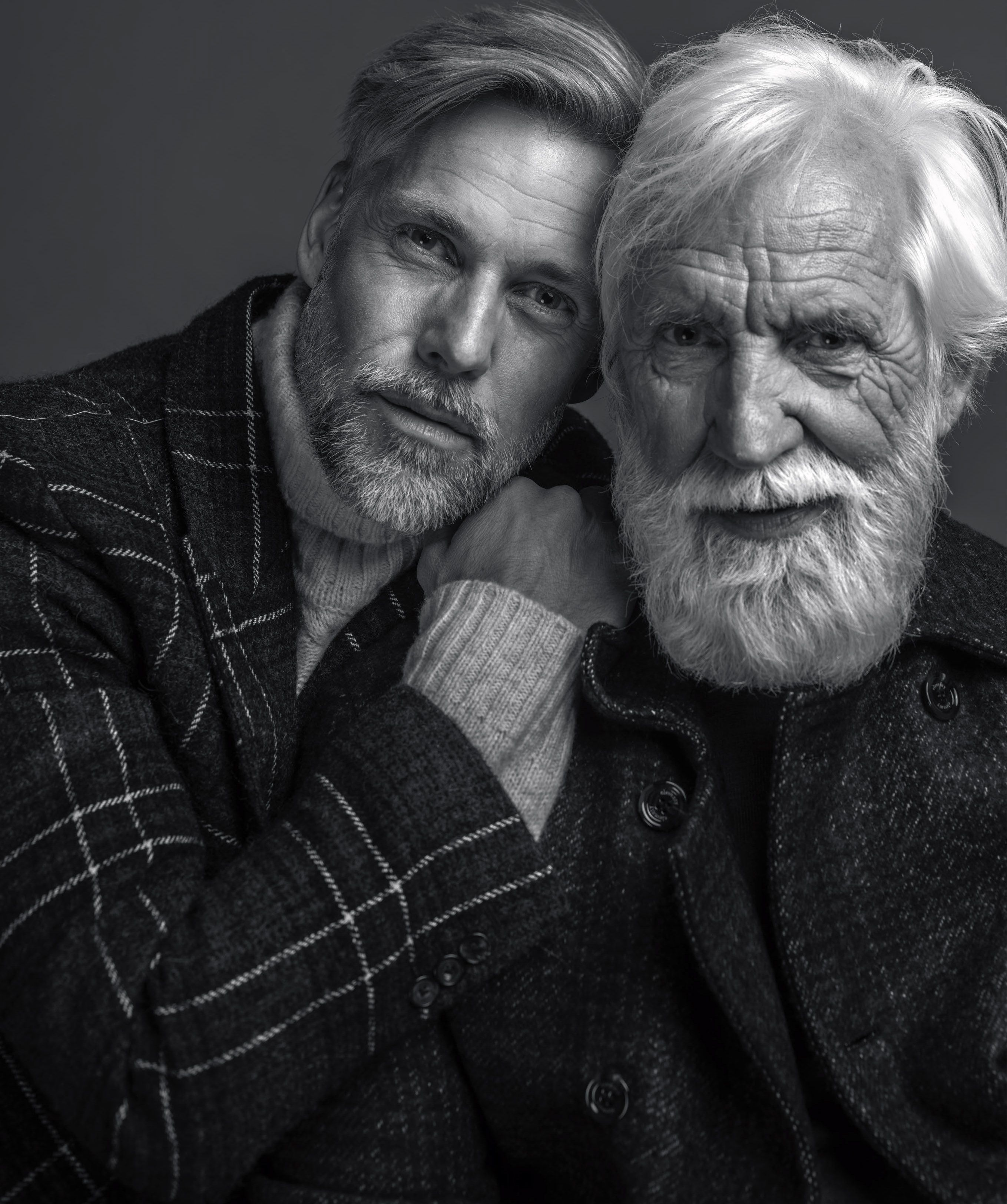Father And Son Modeling Duo Featured In Linda Magazine Remco
