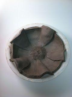 Georgia O Keeffe Flower Bowls Flower Bowl Ceramic Poppies Clay Ceramics